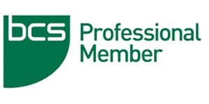 BCS Professional Member Logo
