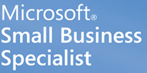 Microsoft Small Business Partner Logo